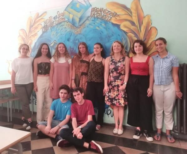 Fake news, diaspora curda e invasioni barbariche: studiare le migrazioni al Liceo Tasso