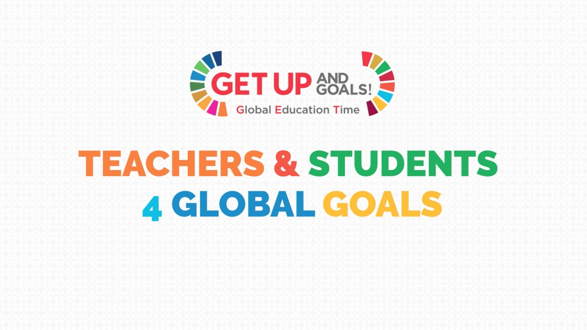 Teachers & Students 4 Global Goals!